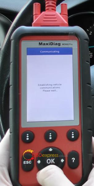 Autel Md808 Pro Ford Abs Reset 14