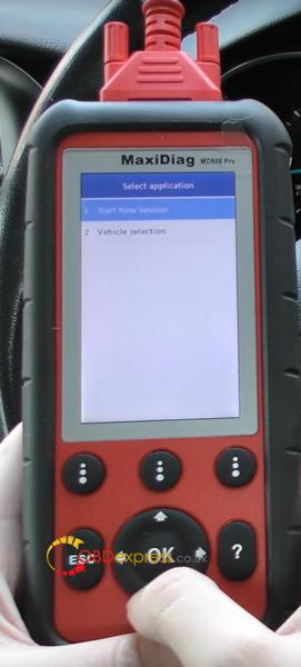 Autel Md808 Pro Ford Abs Reset 5