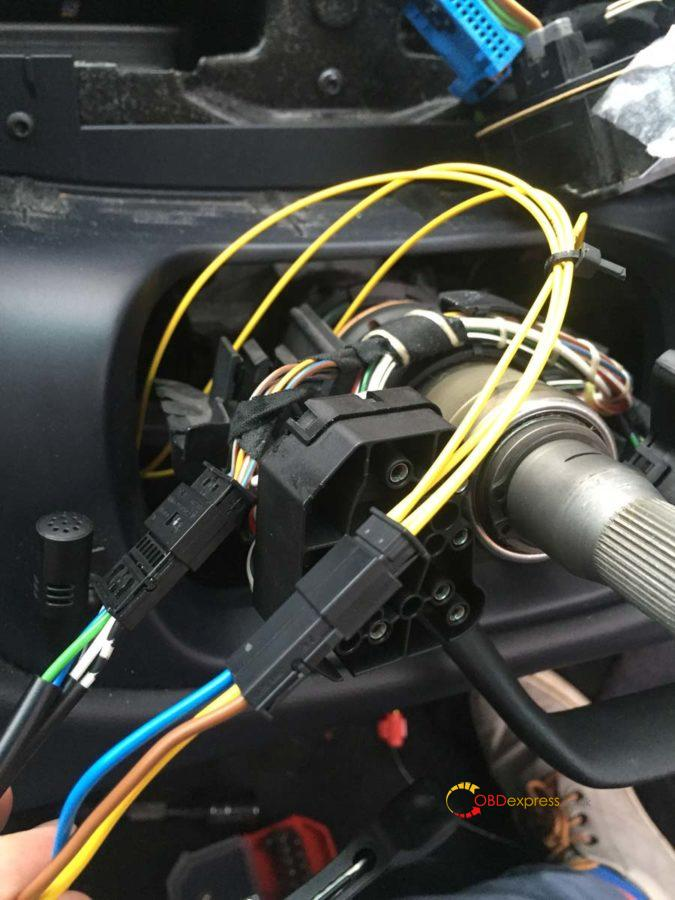 Piwis Retrofit Porsche 996 Cruise Control 33