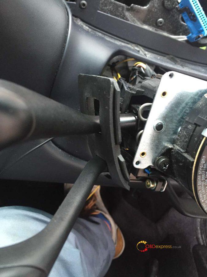 Piwis Retrofit Porsche 996 Cruise Control 35