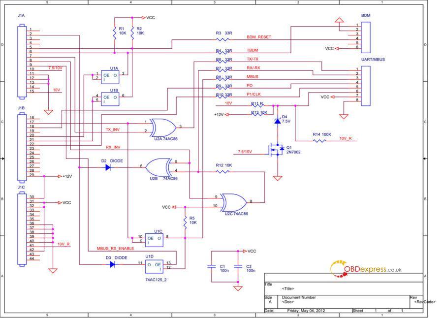 R2 750R   uart mbus bdm 900x646 - ECU Programmer Iprog Schematics Download Free - ECU Programmer Iprog Schematics Download Free