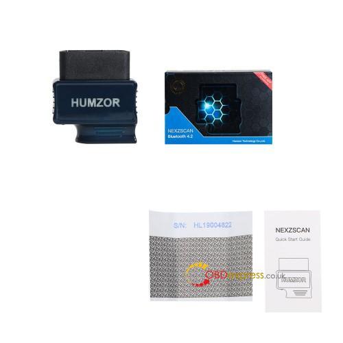 Humzor Bluetooth 9