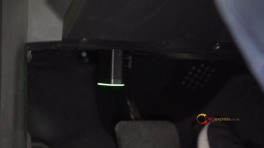 Launch Thinkdiag Diagnose Benz Glk Class 03