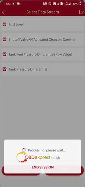 Launch Thinkdiag Diagnose Benz Glk Class 18
