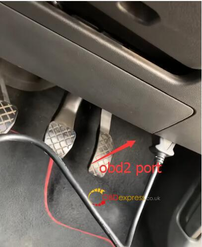 x300m mileage correction vw 3 - How to correct the mileage of VW with OBDSTAR 300M? - X300m Mileage Correction Vw 3