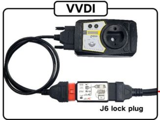 How To Connect 8A Adapter With Vvdi2
