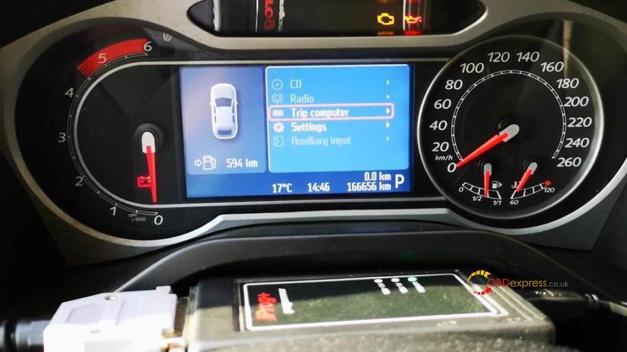 Iprog Ford Mondeo S Max Odometer Correction 09