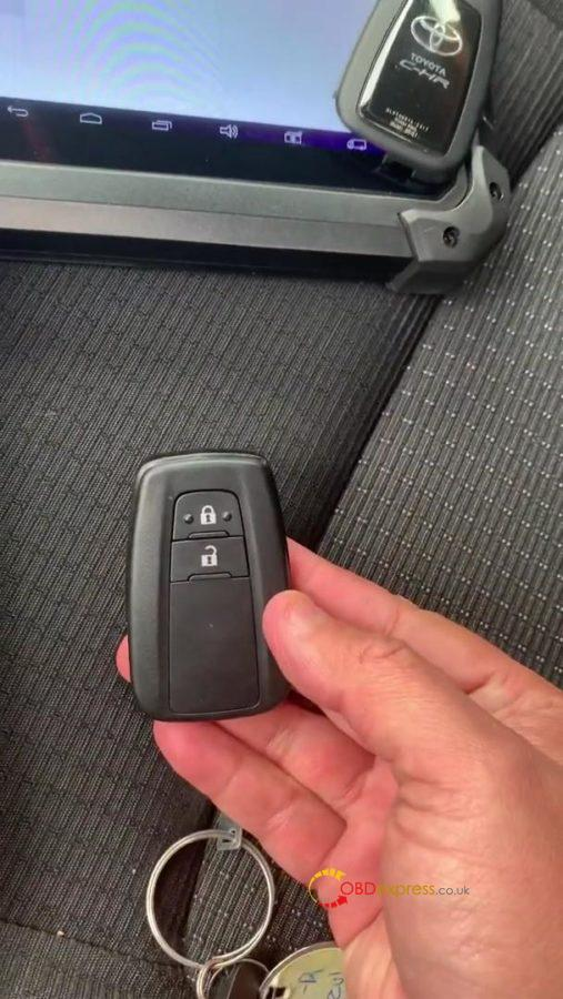 Xhorse Keytool Max Program Toyota Próx Key 06