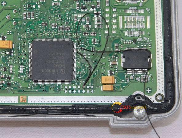 Fixed Ktm Bench Identified Bosch Medc17 Ecu Failure 12