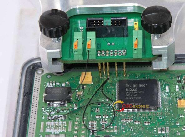 Fixed Ktm Bench Identified Bosch Medc17 Ecu Failure 13