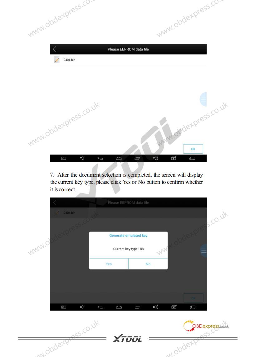 User Manual Of Ks 1 Toyota Smart Key Simulator 06