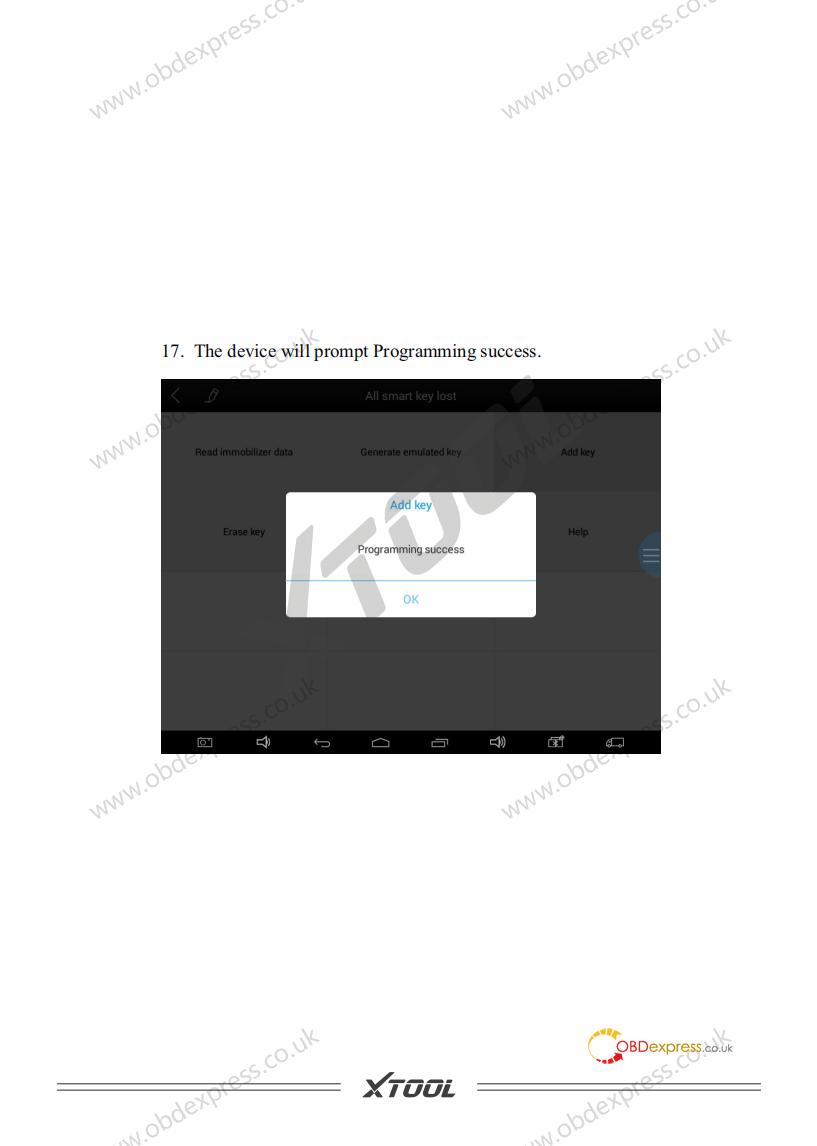 User Manual Of Ks 1 Toyota Smart Key Simulator 13