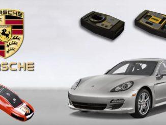 Xhorse Vvdi Porsche Bcm Reading Key Programming 2