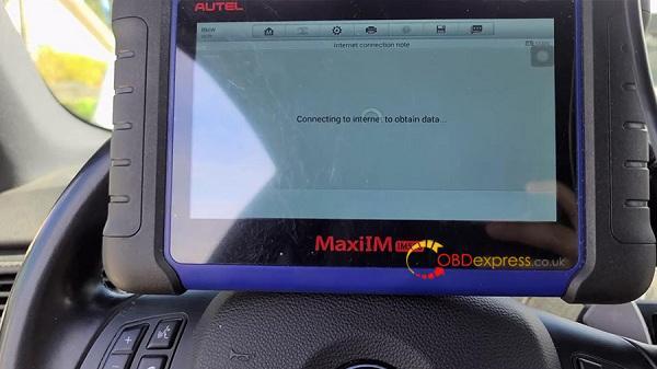 Autel Maxiim508 Xp400 2011 Bmw M3 Key Add 05