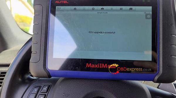 Autel Maxiim508 Xp400 2011 Bmw M3 Key Add 06