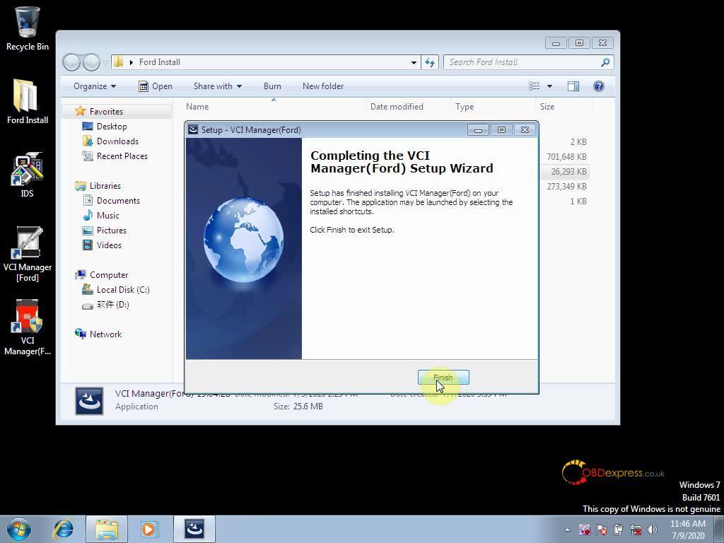 Ford Ids 118 01 Vcm2 Clone Vxdiag Nano Install 12