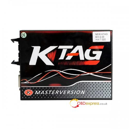 se135 b1 - KTAG K-TAG ECU Programming Tool