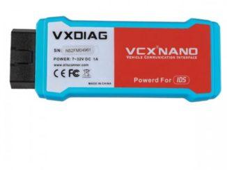 Vxdiag Nano Ford Mazda 118 01