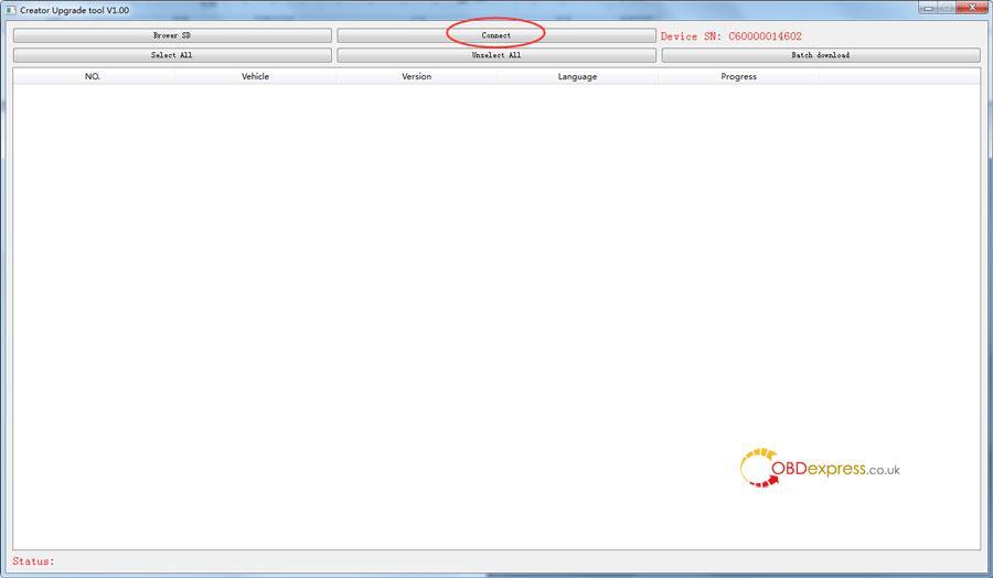 How To Register Creator C600 10