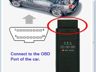 Yanhua Acdp Obd Read Msv90 Dme Isn 02