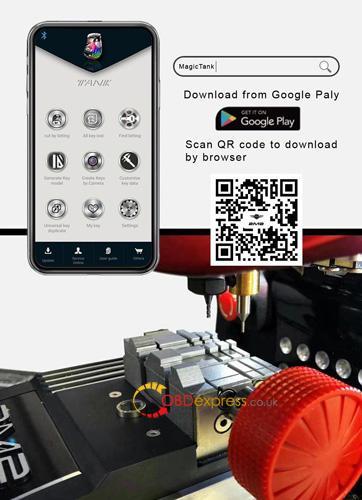 "2m2 magic tank generate key model operate guide 01 - 2M2 Magic Tank ""Generate Key Model"": what's it & how to use? - 2m2 Magic Tank Generate Key Model Operate Guide 01"