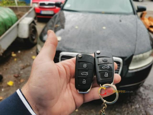 IM508 XP400 PRO Audi A4 2007 1