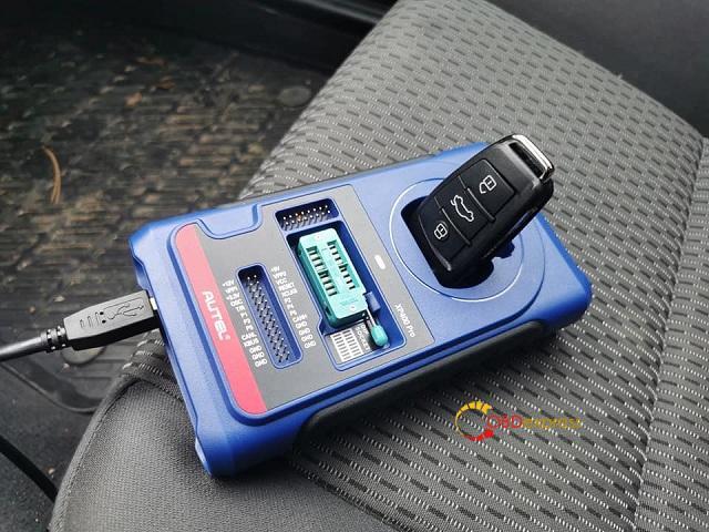 IM508 XP400 PRO Audi A4 2007 2