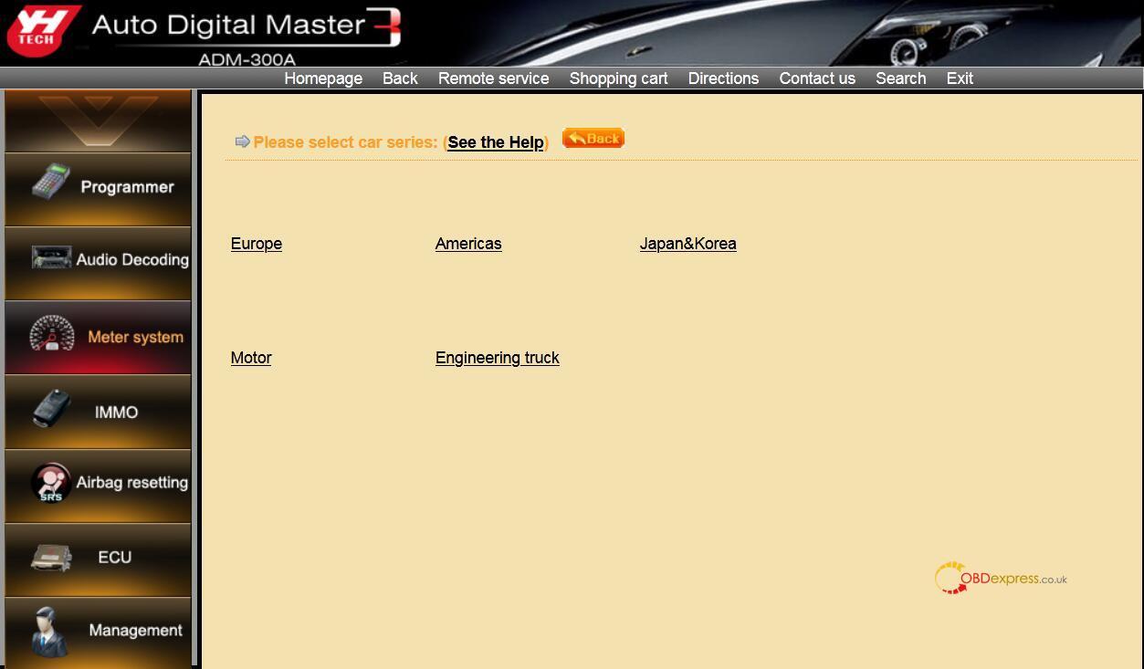 digimaster 3 nissan pathfinder mileage programming 01 - Yanhua Digimaster 3 Nissan pathfinder mileage programming - Digimaster 3 Nissan Pathfinder Mileage Programming 01