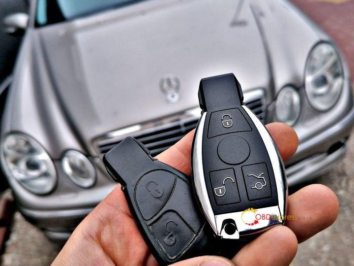 W211 2005 Im508+sp400