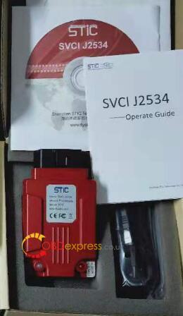SVCI J2534 - FLY SVCI j2534 vs. vxdiag vcx vs. VCM IDS vs. IDS3 (Reviews) - SVCI J2534