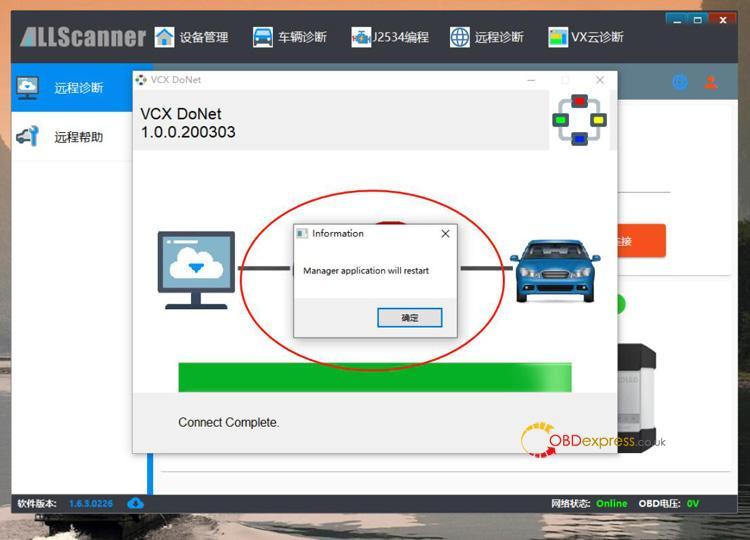 Benz Doi Vcx Se Donet Remote Diagnostics Settings 14