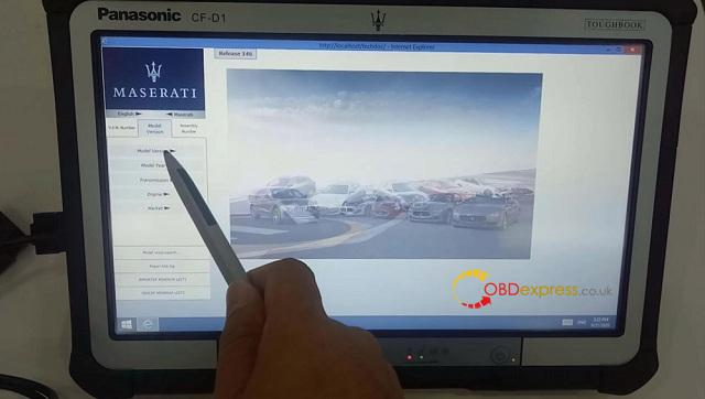 install and active mdvci maserati evo software 07 - How to install and active MDVCI Maserati Detector? - Install And Active Mdvci Maserati Evo Software 07