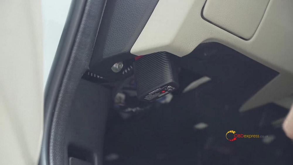 launch thinkcar2 diagnosed 2014 honda accord 01 2 - Diagnose 2014 Honda Accord with Thinkcar2 perfectly - Launch Thinkcar2 Diagnosed 2014 Honda Accord 01 (2)