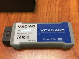 Nano Works With Tis2000