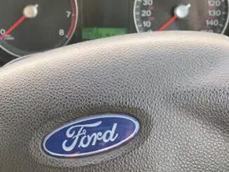 Ford Focus Mileage Correction Obdstar X100 Pro 1