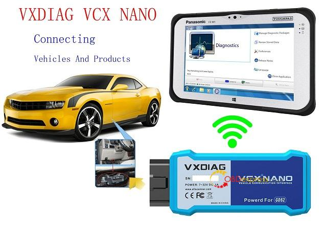 Vxdiag Gm Wifi