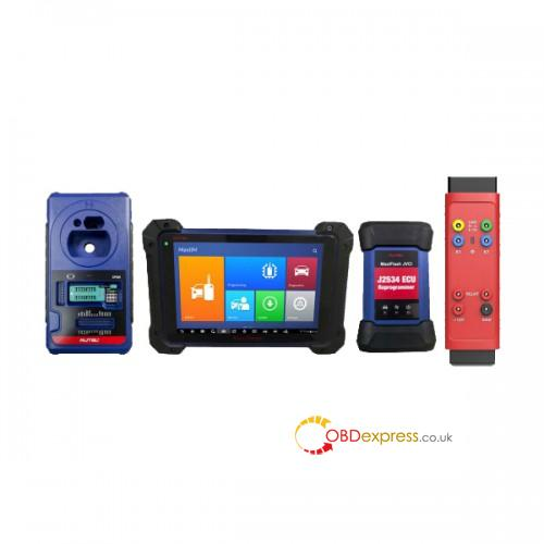 Autel IM608 pic - How to choose a best car key programmer in China Market?