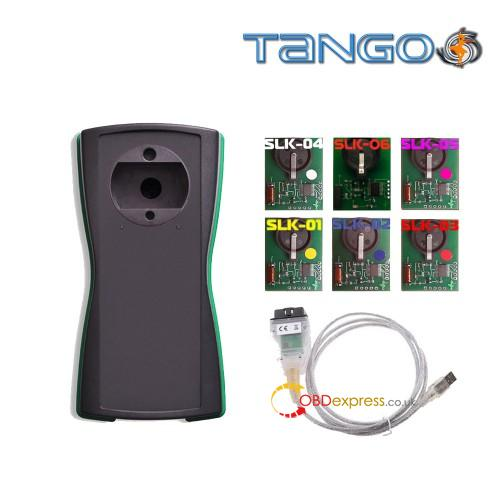 Tango Review pic - How to choose a best car key programmer in China Market?