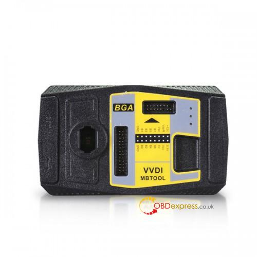 VVDI MB pic - How to choose a best car key programmer in China Market?