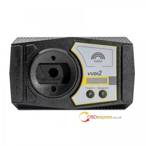 VVDI2 pic - Add BMW E60 2004 Remote Key with Autohex II, VVDI2, ACDP