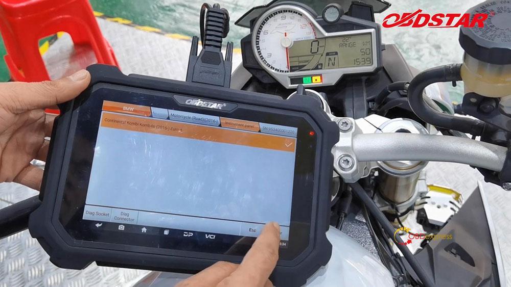 obdstar ms80 diagnose 2018 bmw s1000r motorbike 23 - How does OBDSTAR MS80 diagnose 2018 BMW S1000R Motorbike?