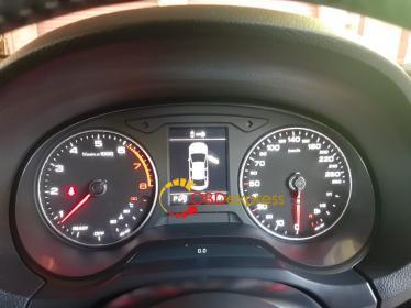 2017 Audi A3 sedan - OBDSTAR X300M 2017 Audi A3 MQB odometer correction: Confirmed - OBDSTAR X300M 2017 Audi A3 MQB odometer correction: Confirmed