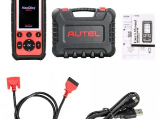 Used Autel rest Ford Transit MWB 2009 ABS, ESP and engine light on