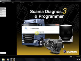 Scania VCI3 SDP3 2.46.1 Win7 installation