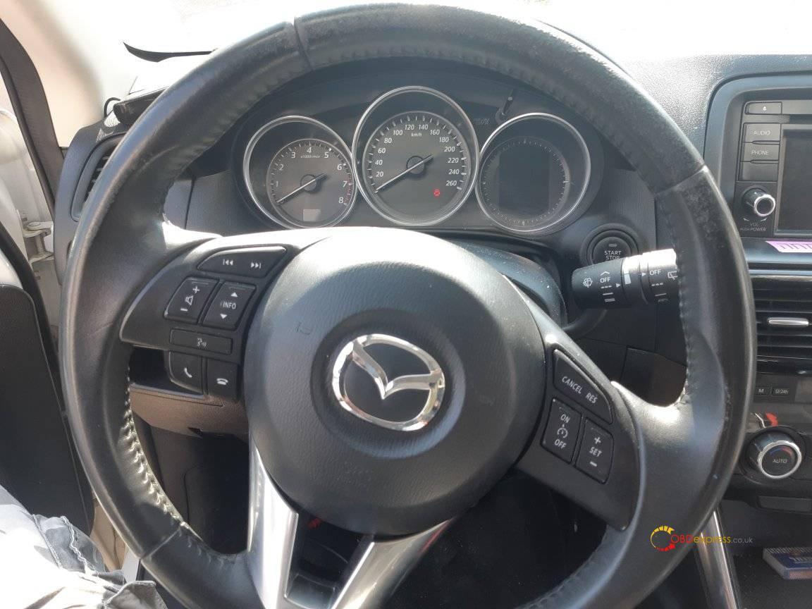 xtool pad2 mazda all smart keys lost programming 01 - Xtool X100 Pad2 Program Mazda CX-5 All Smart Keys Lost