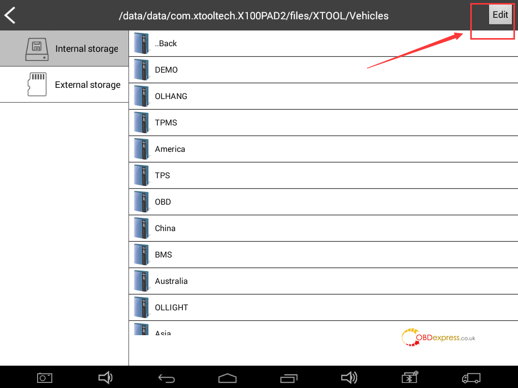 """xtool x100 pad2 storage space running out solution 04 - Xtool X100 Pad2 """"Storage space is running out"""" Solution"""