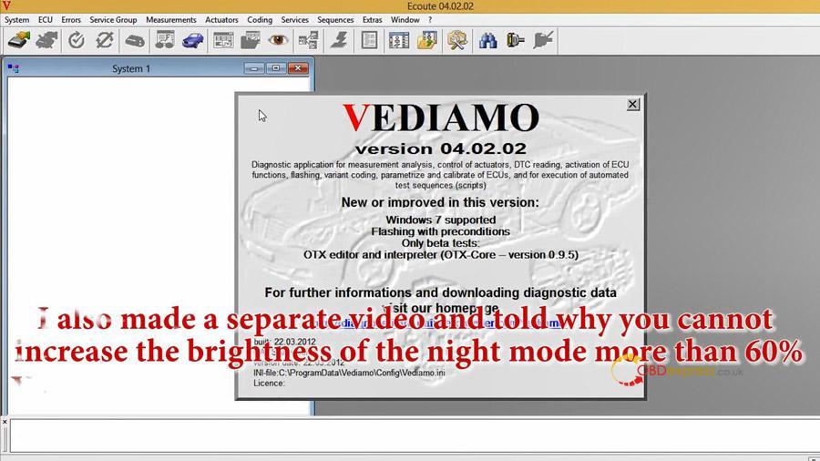 benz w212 w213 headlight coding 02 - Benz W212 W213 headlight coding with Vediamo / Autel MS908pro
