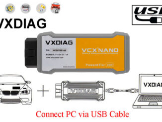 Difference between VXDIAG Nano Volvo and VIDA DICE 2014