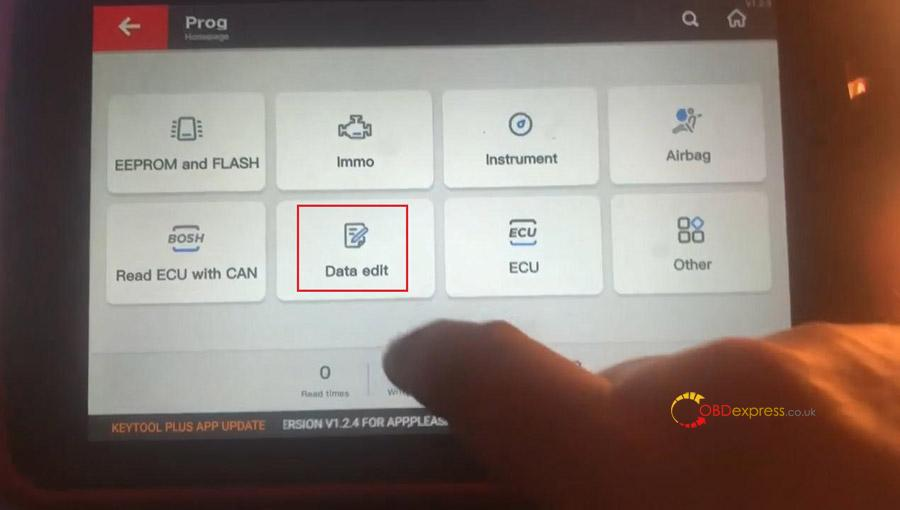 move files from pc to vvdi key tool plus 02 - How to move files from PC to VVDI Key Tool Plus?
