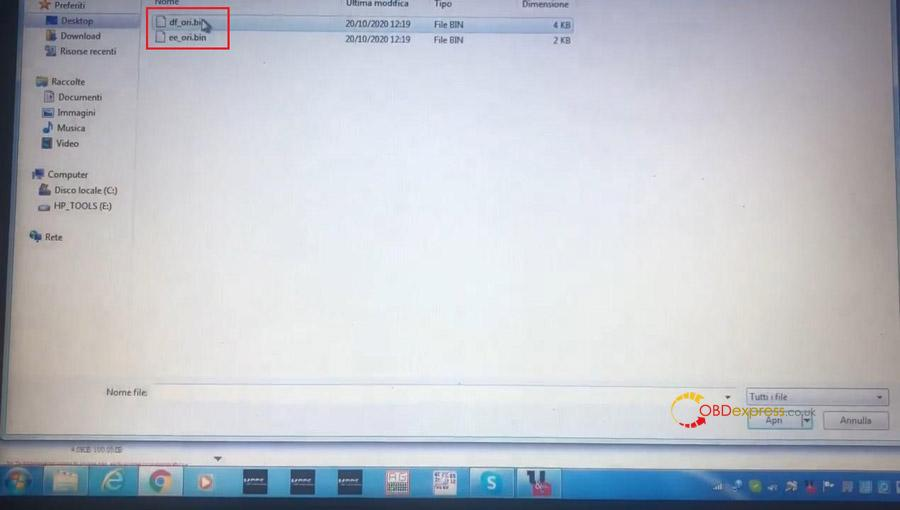 move files from pc to vvdi key tool plus 8 - How to move files from PC to VVDI Key Tool Plus?